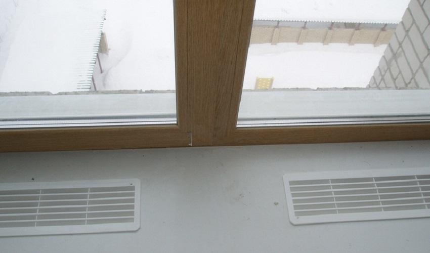 Установка вентиляционной решетки строительный портал.